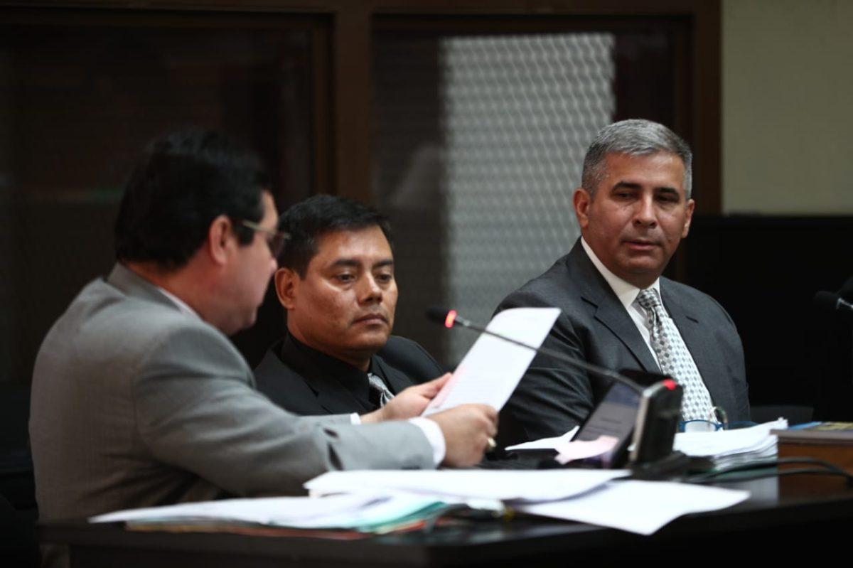 """Cúpula militar sostuvo a Jimmy Morales"" en el poder, asegura la defensa de Melgar Padilla"