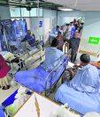 Los estudiantes de Medicina de la Universidad de San Carlos se ausentarán de los hospitales escuela como una medida para protegerlos del nuevo coronavirus. (Foto Prensa Libre: Hemeroteca PL)