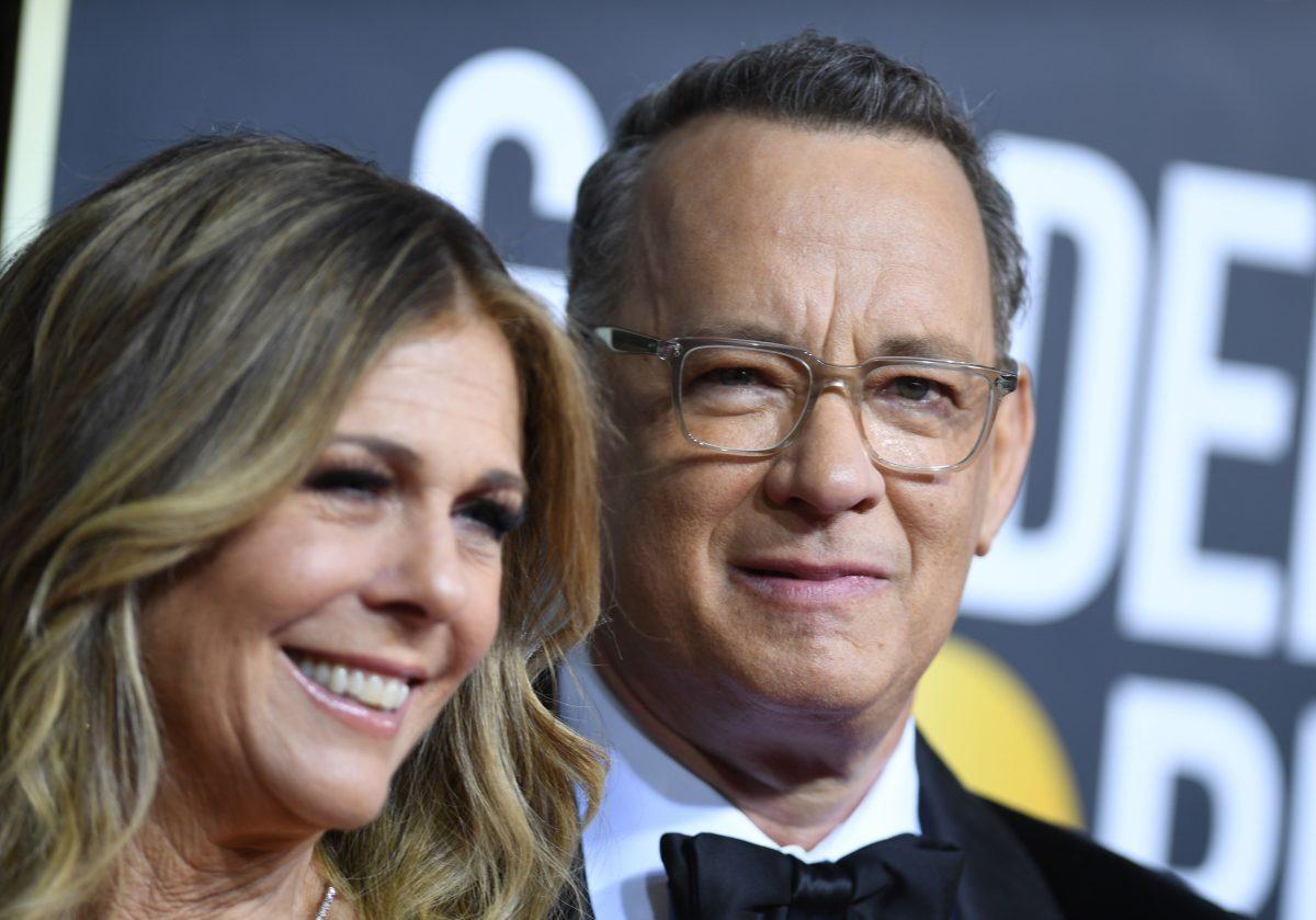 El actor Tom Hanks anuncia que él y su esposa se contagiaron de coronavirus en Australia