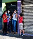 Guatemala lleva 20 casos confirmados de coronavirus desde el 13 de marzo. (Foto Prensa Libre: AFP)