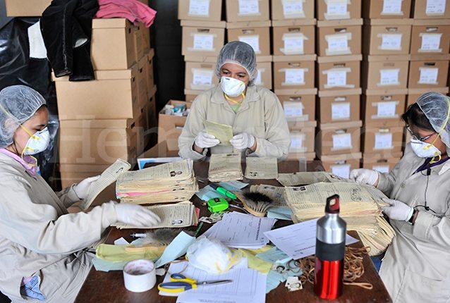 CSJ otorga amparo a la PDH para garantizar protección del Archivo Histórico de la Policía Nacional
