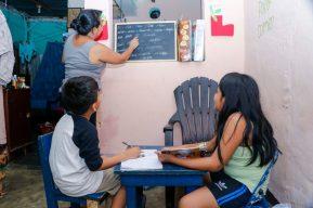 Coronavirus: Así viven el aislamiento las familias guatemaltecas