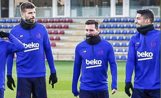 Coronavirus: Messi, Piqué Busquets y Sergi Roberto cederán €8.5 millones al mes