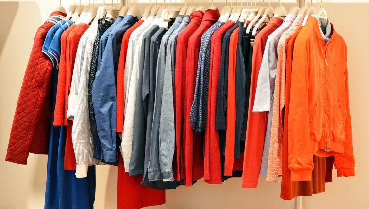 Un armario ordenado le da tranquilidad y lo hará sentir más cómodo en su hogar. (Foto Prensa Libre: Pixabay).