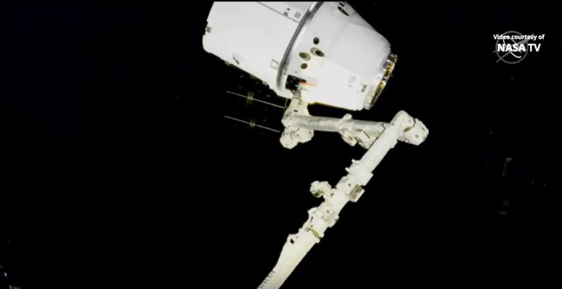 Quetzal-1 ya está en la Estación Espacial Internacional