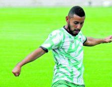 Cristian Jiménez se recupera de una lesión de rodilla. (Foto Prensa Libre: Hemeroteca PL)