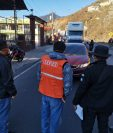 Los operativos iniciaron este sábado a las 6 horas. (Foto Prensa Libre: Raúl Juárez)