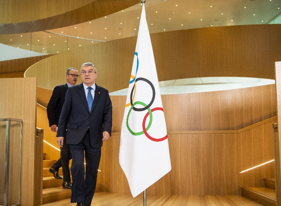 El Comité Olímpico Internacional mantiene las fechas previstas para los Juegos de Tokio 2020