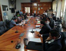Los integrantes del Concejo asumieron el cargo el 15 de enero de 2020. (Foto Prensa Libre: María Longo)