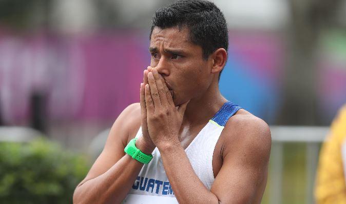 Érick Barrondo espera conseguir una competencia de 50 kilómetros, previo a los Juegos Olímpicos. (Foto Prensa Libre: Hemeroteca PL)