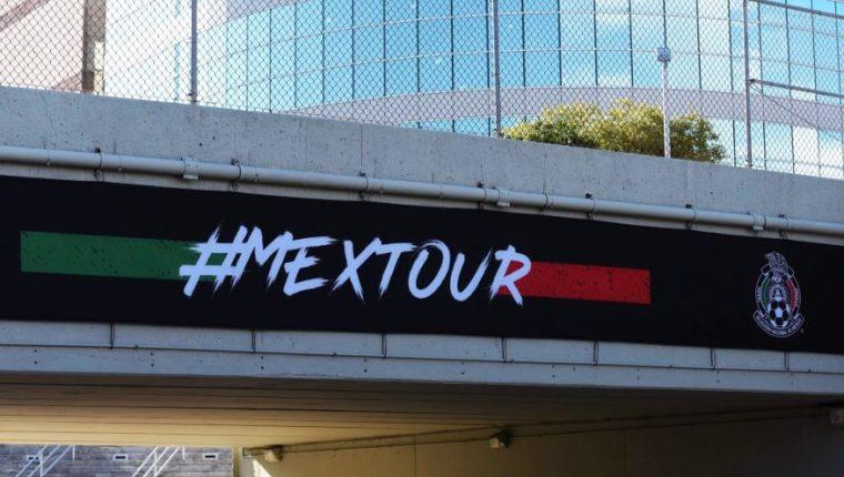 La selección mexicana anunció la cancelación del partido amistoso. (Foto Prensa Libre: Twitter @miseleccionmx)