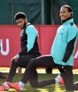 Los jugadores del Liverpool esperan volver a la senda del triunfo. (Foto Prensa Libre: Twitter Liverpool FC)