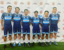 Selección Ciclismo Guatemala
