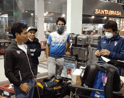 Coronavirus: Selección de Ciclismo realizará un nuevo intento para poder regresar a Guatemala