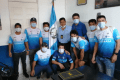 Coronavirus: Selección nacional de Ciclismo ya está en Guatemala y guardará cuarentena
