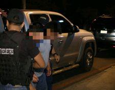 La PNC ha desarrollado operativos en las últimas horas en San Juan Sacatepéquez para capturar a los presuntos atacantes. (Foto Prensa Libre: PNC)