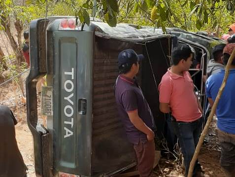 Tragedia vial en Chichicastenango deja tres muertos y seis heridos
