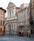 Italia ya suma más decesos por covid-19 que China. (Foto Prensa Libre: AFP)