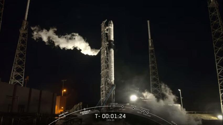 ¡Despegue exitoso! El Quetzal-1 fue llevado al espacio
