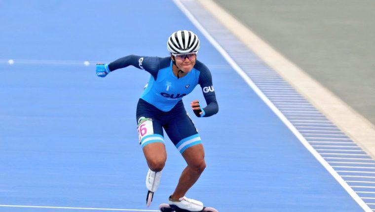 Dalia Soberanis conquista la medalla de bronce en los Panamericanos de Lima 2019. (Foto Prensa Libre: Hemeroteca PL).