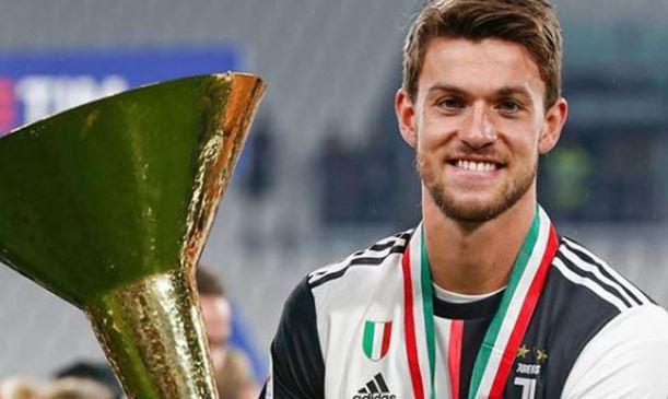 El defensa de la Juventus Daniele Rugani da positivo por coronavirus