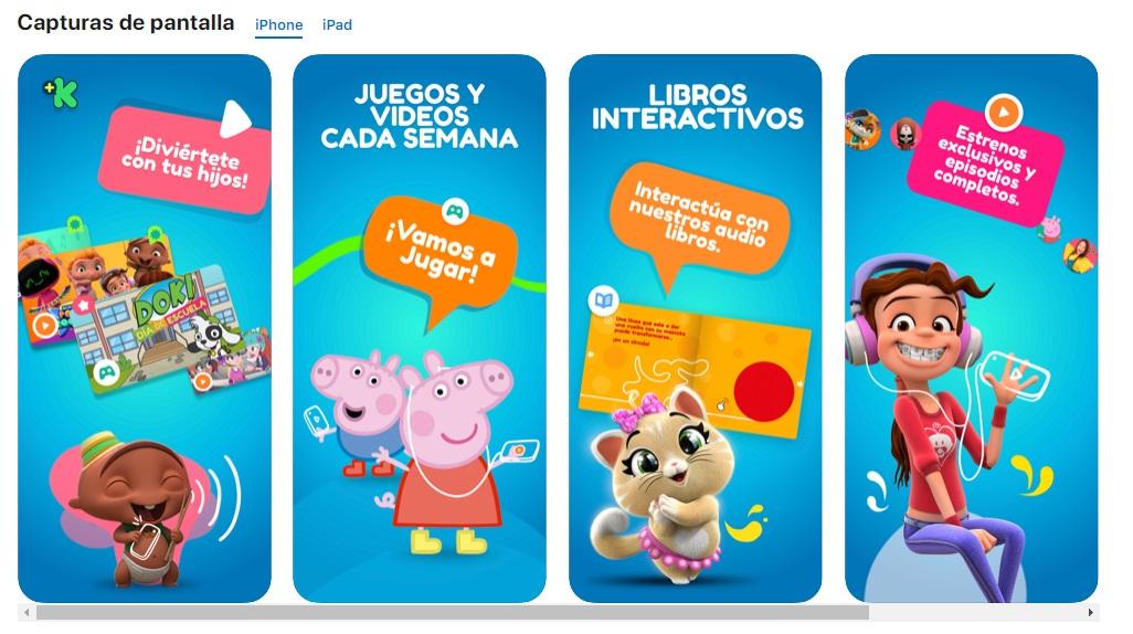 Coronavirus: Discovery Kids Plus habilita su contenido por medio de app gratuita