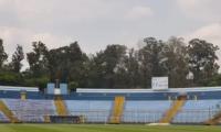 El engramillado del Estadio Nacional Doroteo Guamuch Flores, listo para el regreso a la actividad. (Foto Prensa Libre: Hemeroteca)