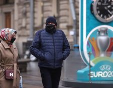La Euro fue aplazada debido al coronavirus. (Foto Prensa Libre: Redes)