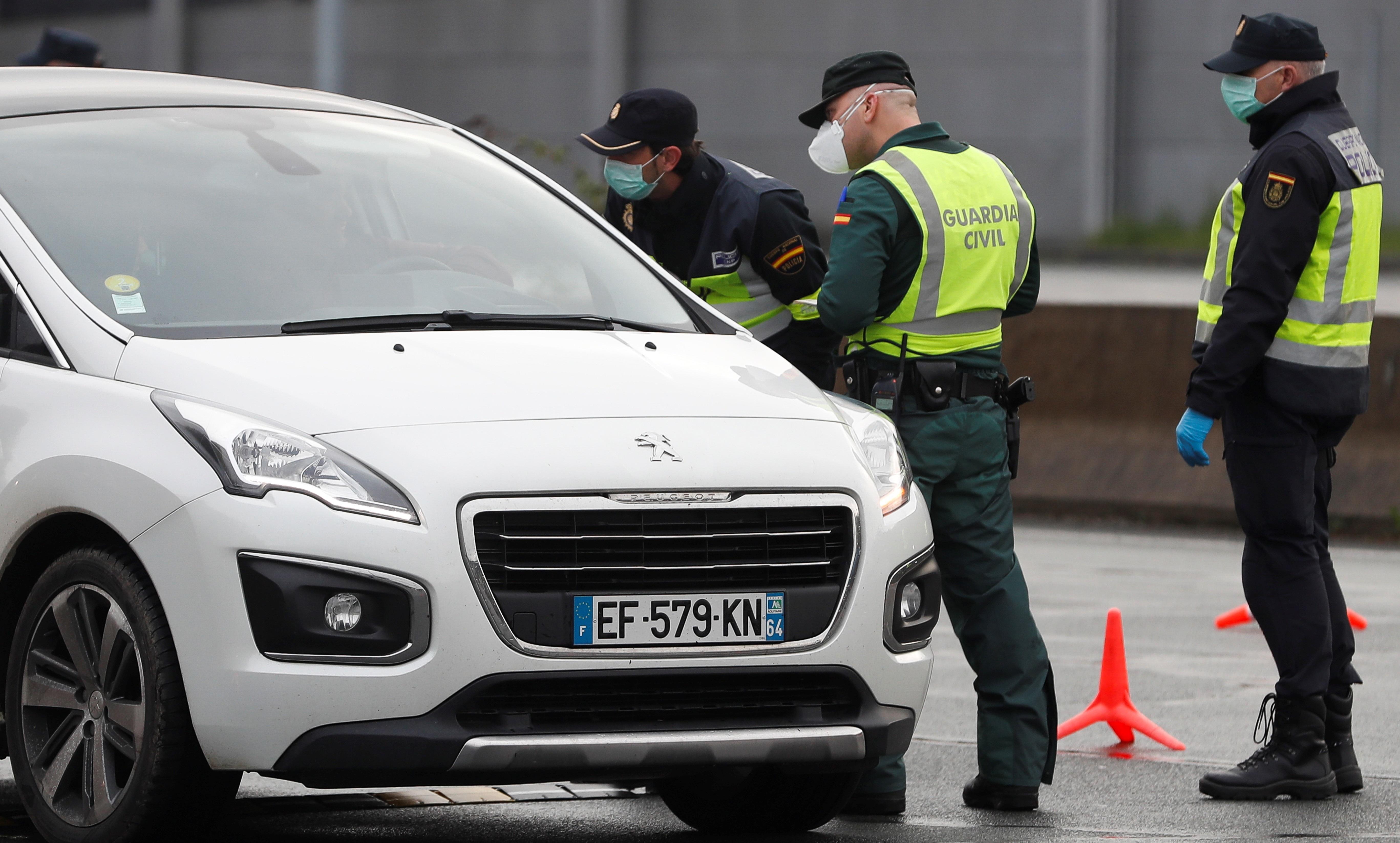 España en alerta máxima y supera los 11 mil casos de