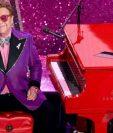 Elton John lidera un concierto benéfico para las instituciones que ayudan a combatir el nuevo coronavirus. (Foto Prensa Libre: AFP).