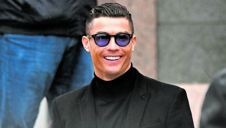 Cristiano Ronaldo está en Portugal junto a su familia. (Foto Prensa Libre: Hemeroteca PL)