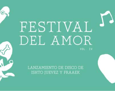 El Festival se llevará a cabo el sábado 7 en La Erre. (Foto Prensa Libre: cortesía).