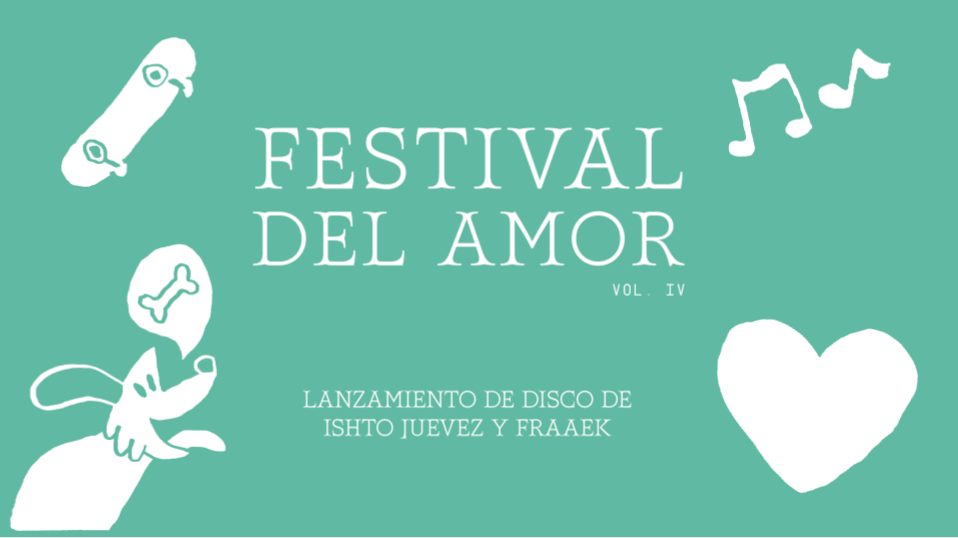 Festival del Amor VOL. 4 reúne talentos guatemaltecos