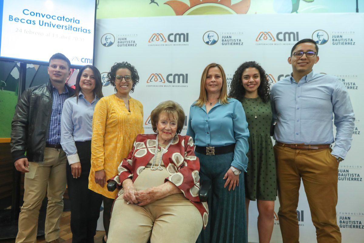 Fundación Juan Bautista Gutiérrez abre su convocatoria de becas universitarias