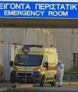 Grecias también prohíbe  eventos masivos por temor al nuevo coronavirus. (Foto Prensa Libre: Redes)