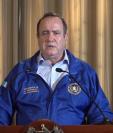 El presidente Alejandro Giammattei habla de las medidas que se implementan para evitar el contagio del covid-19. (Foto Prensa Libre: Hemeroteca)
