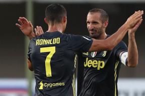 Coronavirus: Chiellini, el capitán graduado en economía, al servicio de la Juventus