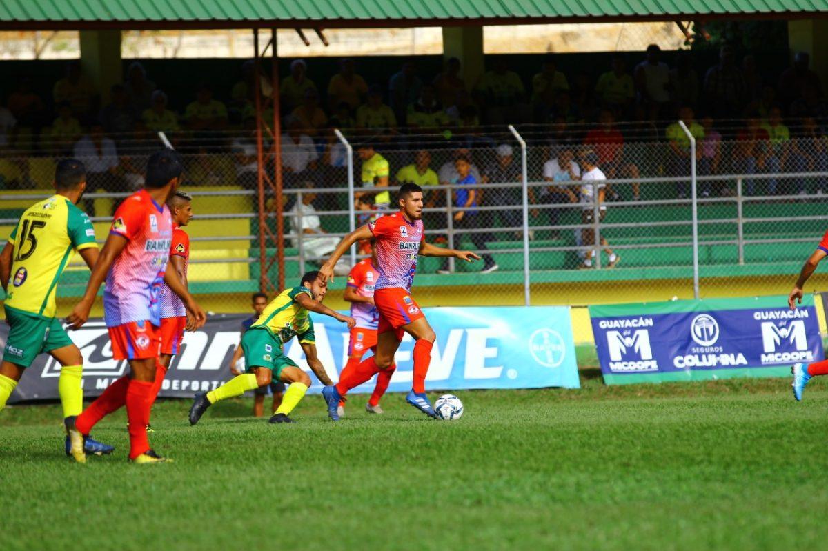 Guastatoya le gana a Iztapa y escala posiciones en el cierre de la primera vuelta.