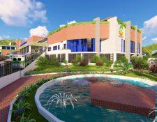 Los nuevos diseños arquitectónicos de los hospitales del IGSS serán manejados bajo un concepto amigable, según Leslie García, directora de Infraestructura. (Foto Prensa Libre: Cortesía)