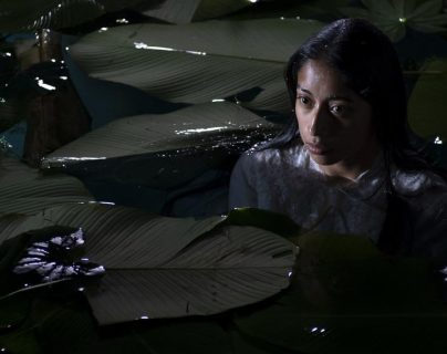 "María Mercedes Coroy es la protagonista de ""La Llorona"". (Foto Prensa Libre: .unifrance.org)."