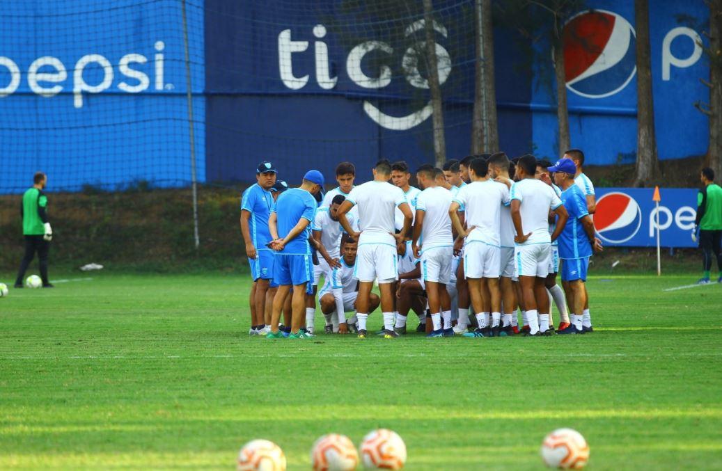 Selección de Guatemala busca terminar con la sequía de triunfos frente a Panamá