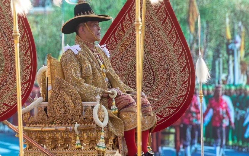 Coronavirus  El Rey De Tailandia Est U00e1 En Cuarentena En Un