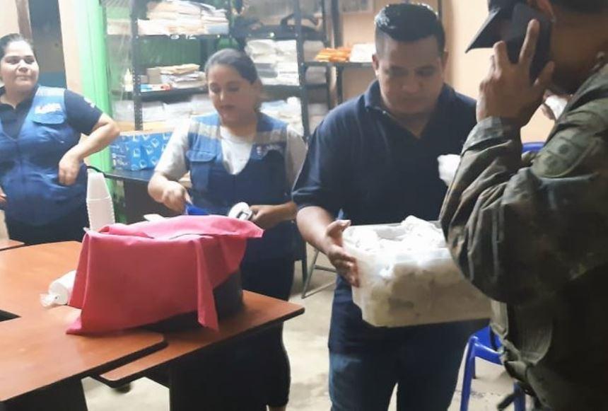 Dotan de alimentos albergues y acreditan fondos para adultos mayores por emergencia por coronavirus