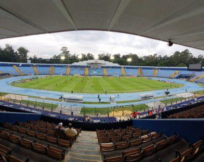 El Doroteo Guamuch Flores será el escenario para el primer juego del 2020. (Foto Prensa Libre: Hemeroteca PL)