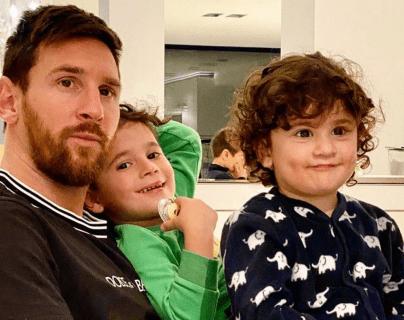 Lionel Messi envía mensaje de apoyo a todos durante la crisis por el coronavirus. (Foto Prensa Libre: Instagram @leomessi)