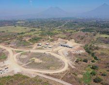 En mayo se prevé hacer el lanzamiento de la zona de desarrollo económico Michatoya Pacífico (Escuintla). Ya empezaron las obras pero está pendiente de la autorización de la SAT para operar. (Foto, Prensa Libre: Zolic).
