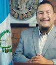 Alfonso Pérez, presidente y fundador de la Alianza Guatemaltecos Unidos en Los Ángeles, California. (Foto Prensa Libre: Cortesía)