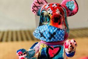 Coronavirus: De qué trata el reto que hizo una artista guatemalteca para pasar la cuarentena