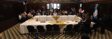 Las comisiones de trabajo del Congreso podrán ahora realizar videoconferencias para realizar su trabajo. (Foto Prensa Libre: Hemeroteca PL)