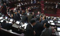 Diputados eligen a los magistrados del TSE para el período 2020-2026. (Foto Prensa Libre: Hemeroteca PL)